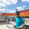 2017 Irvine Spring Open Tennis Match 100세부 우승